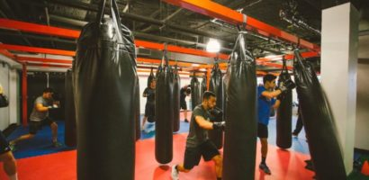 boxing gym dc